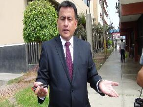Chiclayo: suspenden nuevamente al juez del caso Pucalá