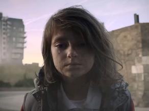 Los estragos que producen las guerras en los niños