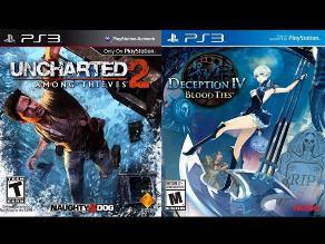Empaques de juegos de PS3 tendrán diseño similar a PS4 y PSVita
