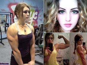 Conoce a la ´Barbie rusa´ del levantamiento de pesas: Julia Vins