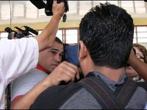 Trujillo: TV Perú impide cobertura de prensa en visita de ministra