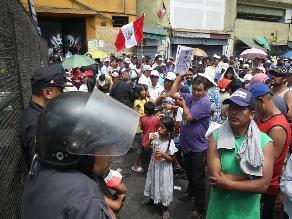 Rechazan nuevo hábeas corpus contra clausura de La Parada