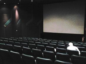 Cine para invidentes es una realidad en Lima
