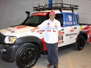 Ramón Ferreyros aseguró que Perú pierde mucho sin el Rally Dakar 2015