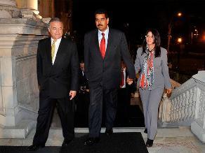 Nicolás Maduro no podrá asistir a la investidura de Michelle Bachelet