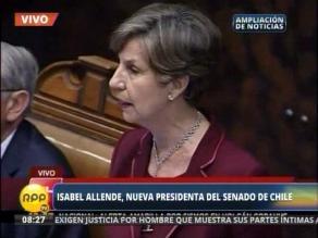 Chile: Por primera vez una mujer entregará la banda presidencial a otra