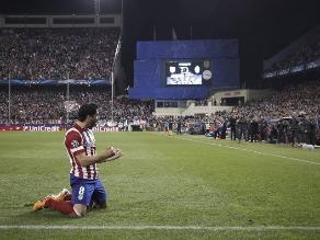 Atlético de Madrid apabulló a Milan y lo sacó de la Champions League