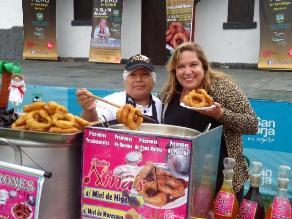 Esta semana se realiza el Festival Perú Picarón