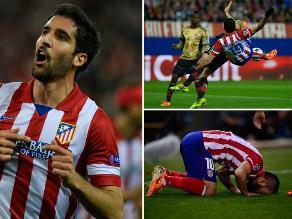 Reviva la goleada de Atlético Madrid sobre Milan por Champions League
