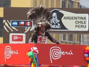 Rally Dakar 2015 no se realizará en el Perú