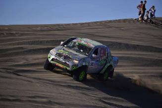 Francisco León sobre el Dakar: Estábamos ilusionados que carrera pase por Perú