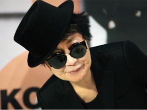 Yoko Ono: Las desgracias me llevaron a optar por la felicidad