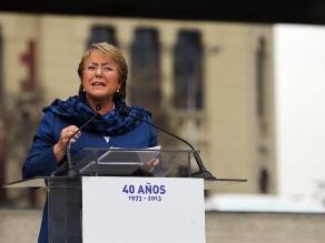 Bachelet se propone recuperar el liderazgo regional de Chile