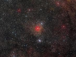 Astrónomos descubren la mayor estrella amarilla hasta el momento