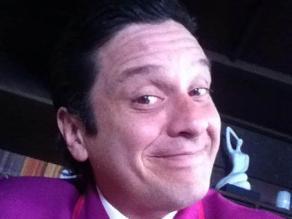 Lucho Cáceres critica serie