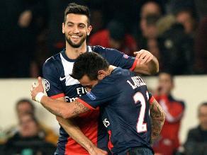 Paris Saint Germain aniquiló a Leverkusen y está en cuartos de Champions