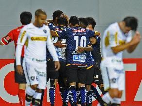 Independiente del Valle venció 2-1 a Botafogo por Copa Libertadores