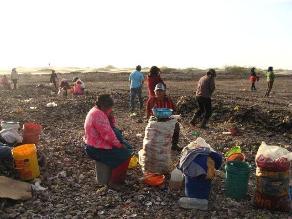 Apurímac: habitantes exigen construcción de obras de agua y desagüe
