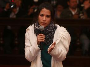 Nuevo juicio oral a Eva Bracamonte se inicia el 14 de abril