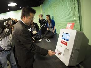 Abren el primer cajero automático de ´bitcoin´ en Irlanda