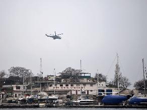 Crisis en Crimea: Rusia envía nueve aviones de combate a Bielorrusia
