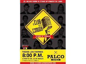 El Club de la Comedia estrena temporada en Lima Norte