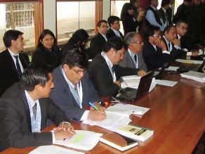 Ayacucho: suspenden juicio oral contra presidente regional