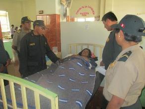 Arequipa: policía atiende parto de joven madre