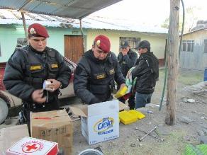 Tumbes: incautan 7 kilos de droga en bus de servicio interprovincial