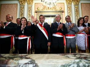 Cornejo presentó planes de inversión ante el Congreso