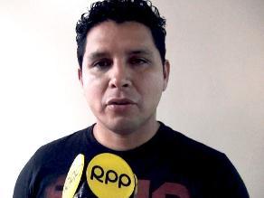Néstor Villanueva pide ver a su hijo