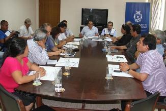 Lambayeque: instalan mesa de trabajo contra tráfico ilegal de terrenos