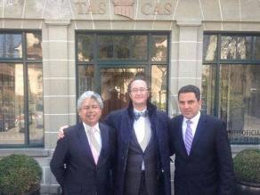 Universitario presentó argumentos ante el TAS por el caso Andy Polo