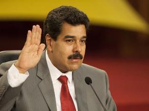 Venezuela: Maduro advierte a aerolíneas que quien se vaya no vuelve