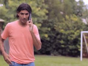 Sebastián Abreu y la llamada al
