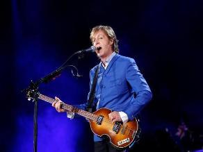 Paul McCartney: entradas se agotan en 30 minutos