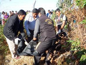 La Oroya: deslizamiento arrasa y mata a niño de 4 años