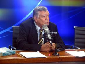 Malzon Urbina: Alcaldesa de Lima es una delincuente