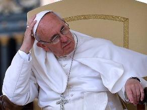 Francisco se reunirá con familiares de víctimas de la mafia italiana
