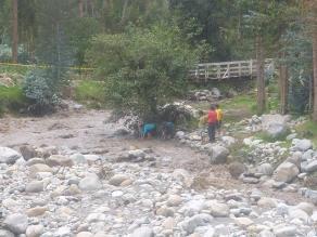 Ayacucho: un muerto y 9 desaparecidos por arrastre de ríos