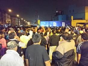 Municipalidad de Lima desmiente muertos en demolición de La Parada