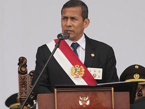 Enfoque: oposición pide gestos que indiquen que Humala manda en el Perú