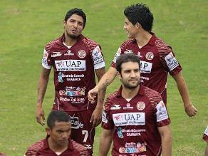 UTC empató 1-1 con Sport Huancayo y San Martín acecha la punta