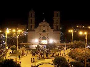 Cúpula de catedral de Sechura se desplomó durante sismo