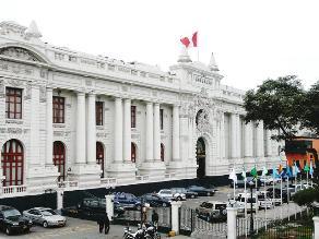 Convocarán al Pleno este lunes para aclarar voto de confianza al Gabinete