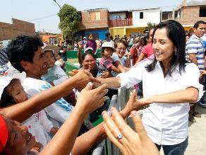 Ipsos: 66% piensa que rol de Nadine Heredia es negativo para el Gobierno