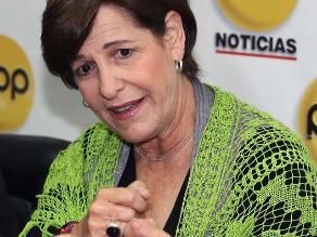 Villarán sobre reelección: No puedo dar un sí ni un no, lo estoy pensando