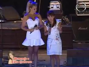 Magaly Medina apareció en concierto de