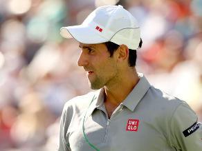 Novak Djokovic: Necesitaba estar al máximo para vencer a Roger Federer