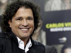 Carlos Vives: ´Gracias Perú por tu corazón profundo´